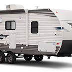 Shasta Travel Trailer Exterior