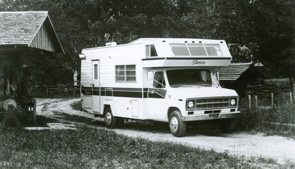 About Shasta RV